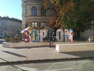 Sopron, Ungheria: terzo meeting internazionale del progetto AISAB