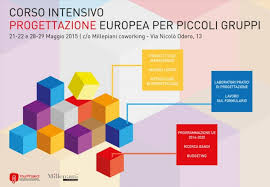 """Iscriviti al nostro nuovo """"Corso intensivo di Progettazione Europea per piccoli gruppi"""""""