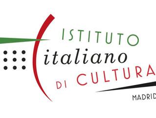 Corso di progettazione presso l'Istituto Italiano di Cultura di Madrid
