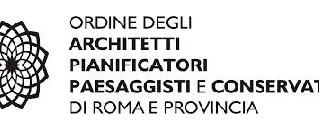 Ordine Architetti Roma: Workshop di europrogettazione | 23 giugno 2016