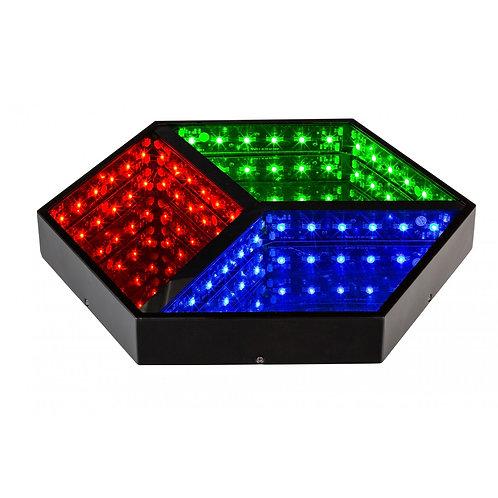 PROJECTEUR LED HEXAGON 3D