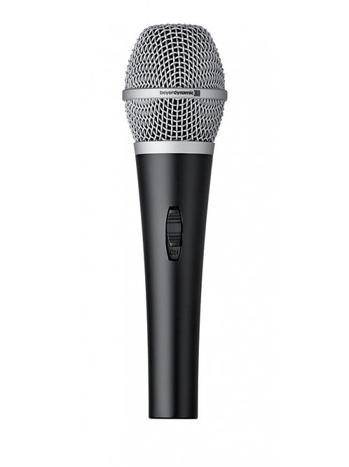 MICROPHONE FILAIRE DYNAMIQUE SUPERCARDIOIDE TG-V35DS