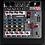 Thumbnail: Mixage analogique ALLEN & HEATH ZED 6FX