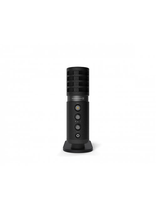 MICROPHONE FILAIRE USB ELECTRET CARDOIDE FOX