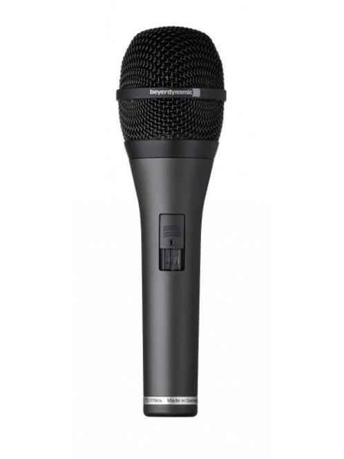 MICROPHONE FILAIRE DYNAMIQUE HYPERCARDIOIDE TG-V70DS