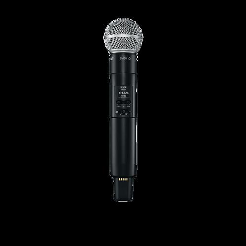 Microphone sans fil numérique 1 émetteur et 1 récepteur