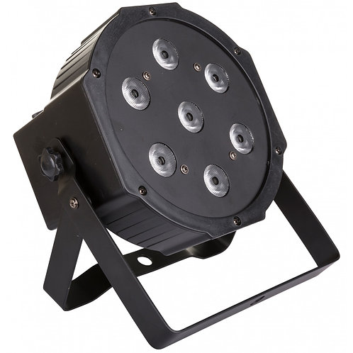 PROJECTEUR LED RGBW 7x8W PARTY SPOT