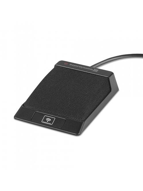 MICROPHONE FILAIRE DE SURFACE ELECTRET SEMICARDIOIDE BM52RC