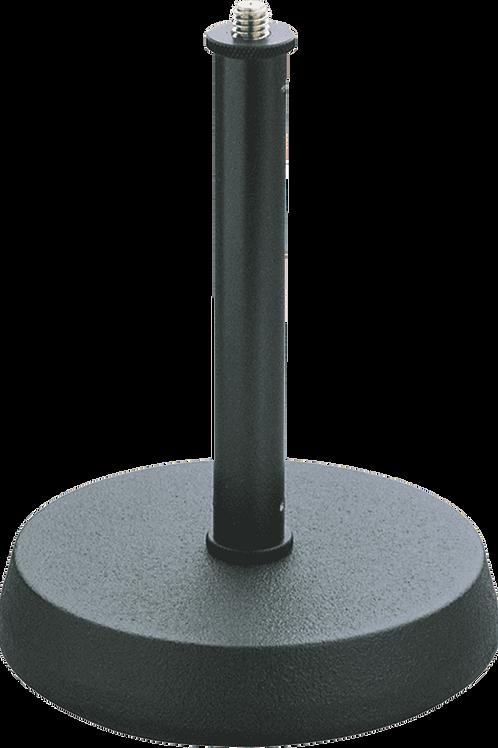 Pied microphone de table K&M 232