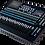 Thumbnail: Mixage numérique ALLEN & HEATH QU-24