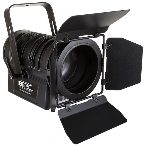 PROJECTEUR THEATRE NOIR LED 60W RGBW ZOOM MANUEL