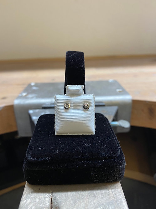9CT Small Studs