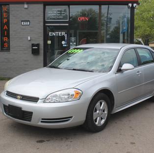 Impala 2010