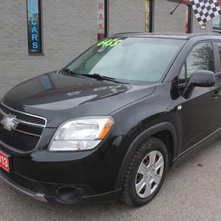 2013 Chevrolet Orlando