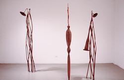 Large Pencil Figures