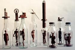 Figures in Bottles