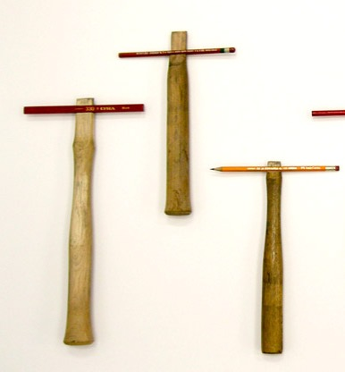 Good Luck - Pencil Hammers