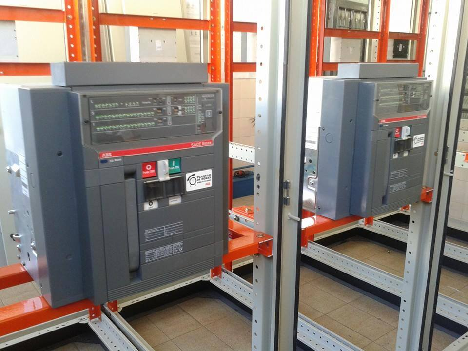 Painéis Elétricos |Fp Automação