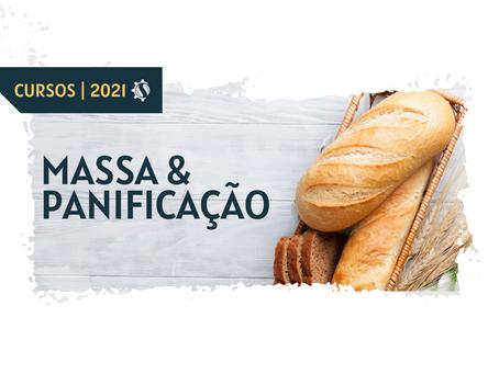 #CURSO MASSA E PANIFICAÇÃO