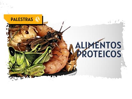 #PALESTRA ALIMENTOS PROTEICOS