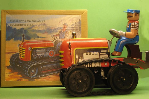 #TT-02 -Crawler Tractor, Wind-Up