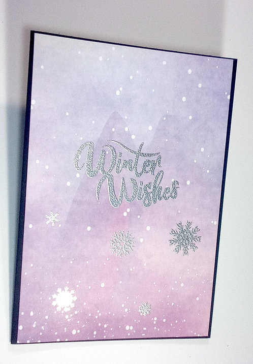 Winter wishes - Silver
