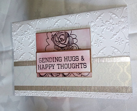 Sending Hugs And Happy Thoughts