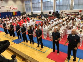 Open Belgian Championship 2020 Shinkyokushin kata te La Louvière