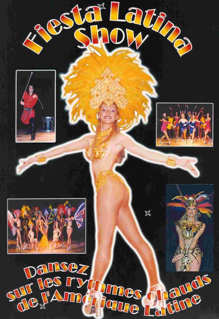 Cie Ysad'is - Fiesta Latina Show