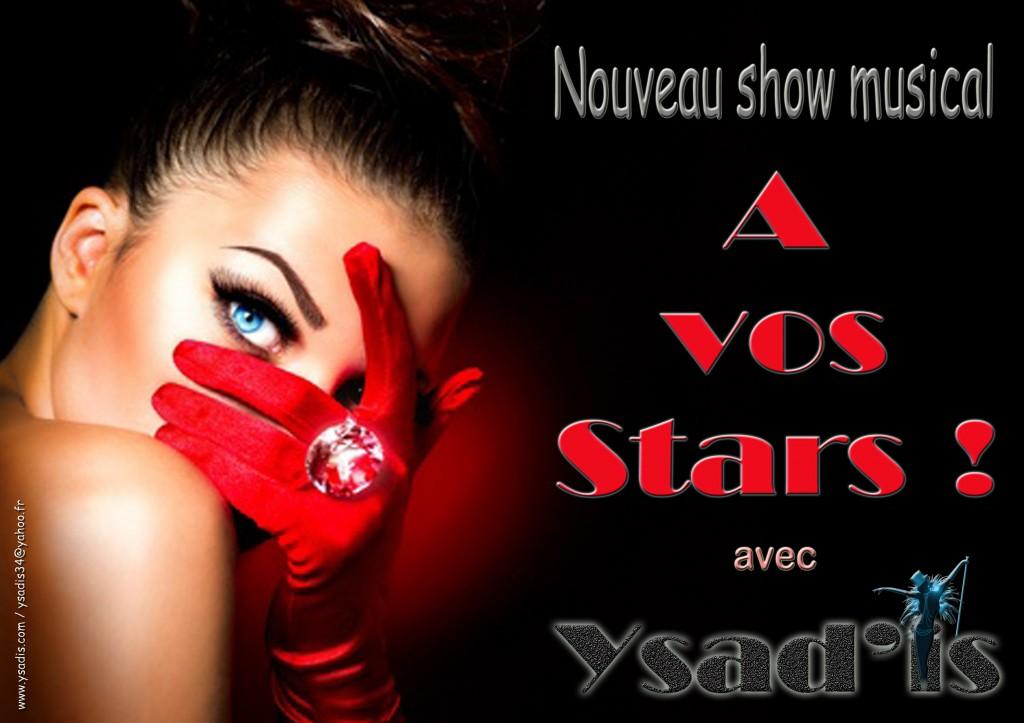 A vos stars !