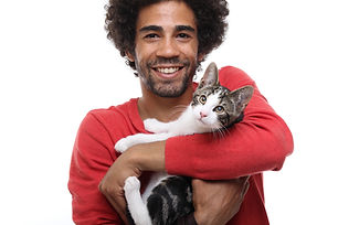 Man and a cat.jpg