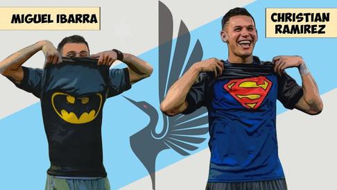 Batman and Superman - MLS Digital Spot