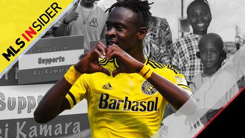 MLS Insider: Kei Kamara
