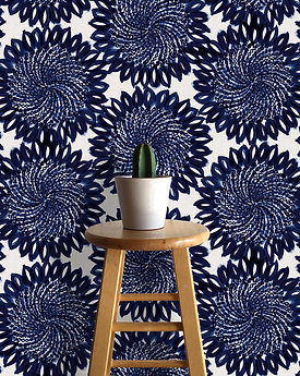 Sunburst Wallcovering