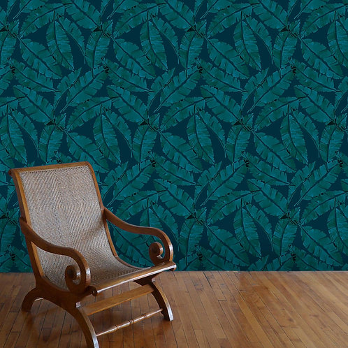 Oriya Rising Wallcovering