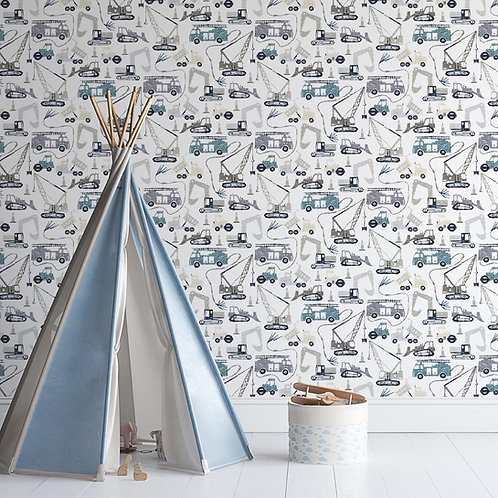 Smooth Operator Wallcovering