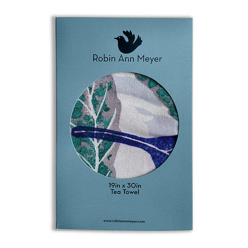 Bina Botanical Tea Towel