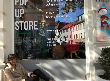 Milk Copenhagen aus Dänemark zu Besuch bei Cubby