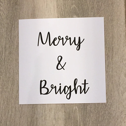 2020 Merry and Bright