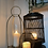 Thumbnail: Metal and glass lantern