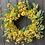 Thumbnail: Yellow Spring Wreath