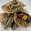 Thumbnail: Natural small bunch of dried flowers