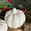 Thumbnail: Medium ceramic pumpkin