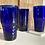 Thumbnail: Cobalt Blue drinking glass