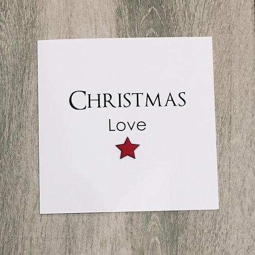 2020 Christmas Love