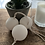 Thumbnail: White ceramic bauble