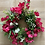 Thumbnail: Bougainvillea faux wreath