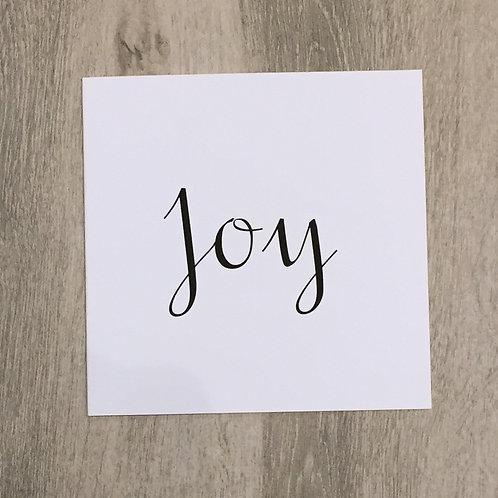 2020 Joy