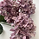 Thumbnail: 3x Faux Hydrangea stems