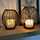 Thumbnail: Small wire candle holder